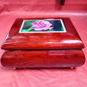 Music / Jewelry Box, Memories by Melody - The Rose